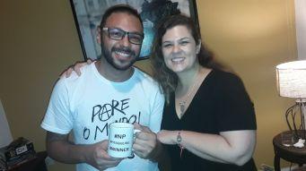 Rafa Braga ajudou o site